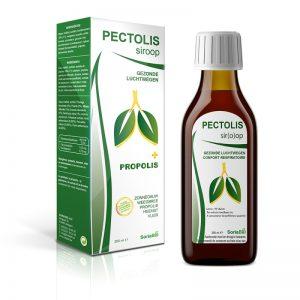Soria Natural Pectolis Siroop 200ml