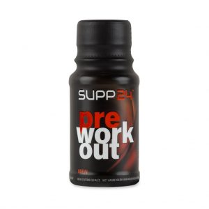 Supp24 Pre Workout Men