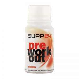 Supp24 Pre Workout Women