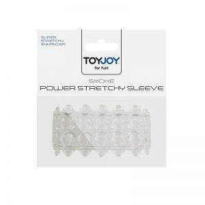 Toyjoy Power Sleeve Stretchy Smoke