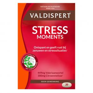 Valdispert Stress Moment Tabletten 20st