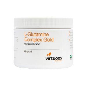 Virtuoos L-Glutamine Complex Gold Poeder