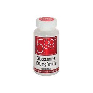 5.99 Glucosamine 1500 Mg