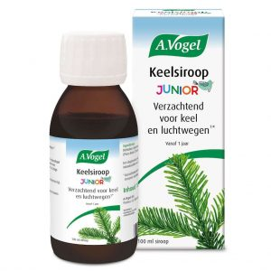 A Vogel Keelsiroop Junior