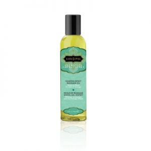 Aromatic Massage Oil 59ml