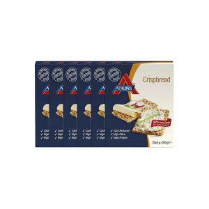 Atkins Crispbread Knackebrood bestekoop Voordeelverpakking