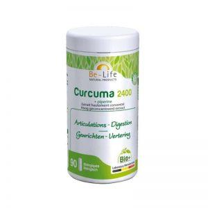 Be-Life Curcuma 2400 Capsules