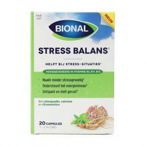 Bional Stress Balans Capsules