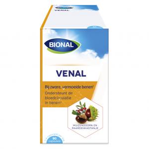 Bional Venal Capsules 90st