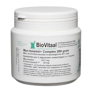 Biovitaal Myo-Inositol+ Complex
