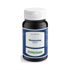 Bonusan Melatonine 0,29 mg Tabletten