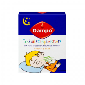 Dampo Kids Inhalatiepleisters