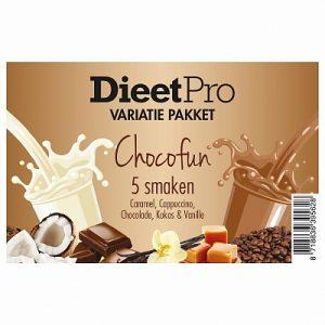 Dieet Pro Variatiepakket Chocofun
