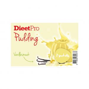 DieetPro Pudding Box Vanille