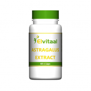 Elvitaal Astragalus Extract Capsules