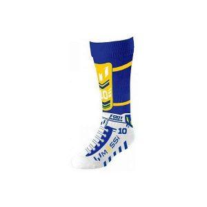 Foot Bubbles Jumbo Socks Messi White