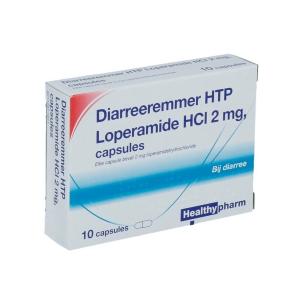 Healthypharm Diarreeremmer 2mg