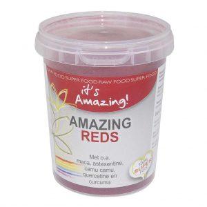 Its Amazing Amazing Reds Super Food