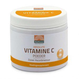 Mattisson HealthStyle Absolute Vitamine C Poeder