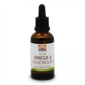 Mattisson HealthStyle Vegan Omega 3 Algenolie