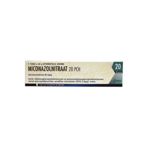 Miconazolnitraat PCH Creme