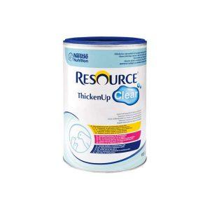 Nestle Resource Thicken Up Clear