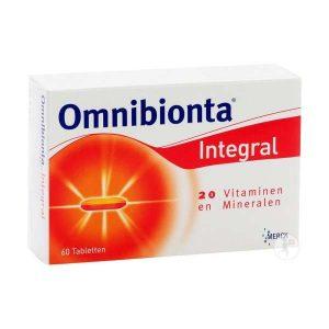 Omnibionta Integral Tabletten
