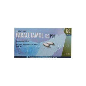 Paracetamol 120mg .ph