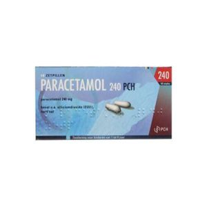 Paracetamol 240mg .ph