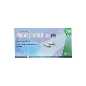 Paracetamol 500mg .ph D