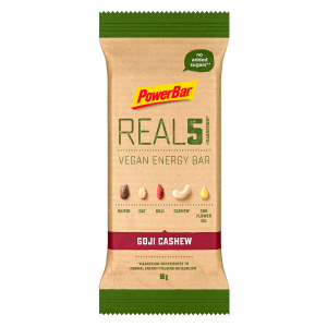 Powerbar Real5 Vegan Energy Bar Goji Cashew