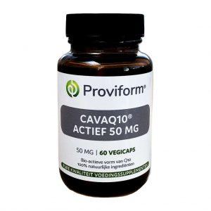 Proviform CAVAQ10 Actief 50 mg Capsules