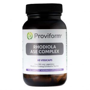 Proviform Rhodiola ASE Complex Capsules