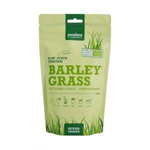 Purasana Barley Grass Gerstegrassap Poeder