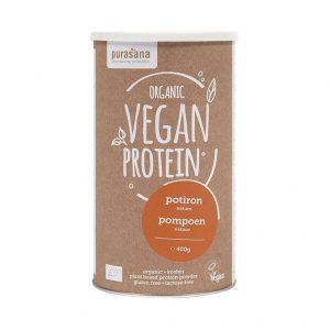 Purasana Organic Vegan Protein Pompoen