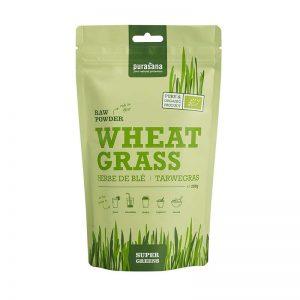 Purasana Wheat Grass Raw Powder