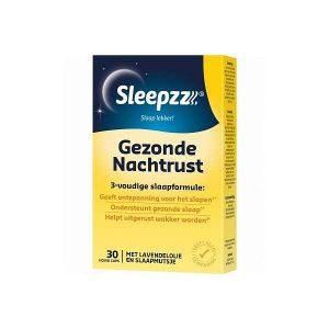 Sleepzz Complete Nachtrust 029 Mg Melatonine