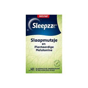 Sleepzz Melatonine 029 Mg 100 Plantaardig