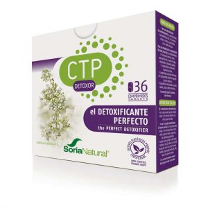 Soria Natural CTP Detoxor Tabletten