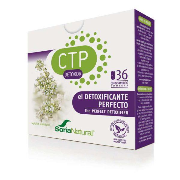 Soria Natural CTP Detoxor Tabletten