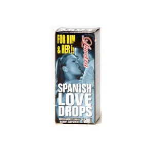 Spanish Love Drops Lavetra