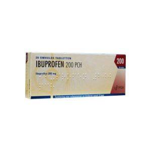 Teva Ibuprofen 200mg
