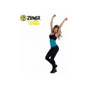 Zumba Hot Belt Blue L/xl