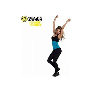 Zumba Hot Belt Blue Xxl/xxxl