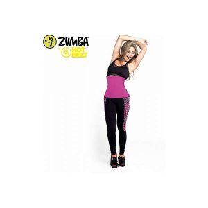 Zumba Hot Belt Pink S/m