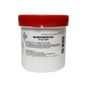 Fagron Magnesium orotaat 500 mg 200ca