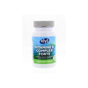 Idyl Vitamine B complex forte 60st