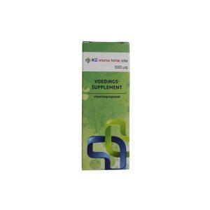 K2 Medical Care Vitamine K2 mono forte olie 100 mcg 20ml