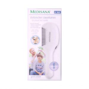 Medisana LC 860 Electrische Luizenkam - 1,5V