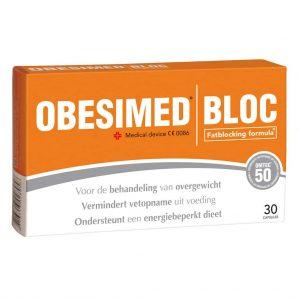 Obesimed Bloc Afslank Supplement - 30 Capsules